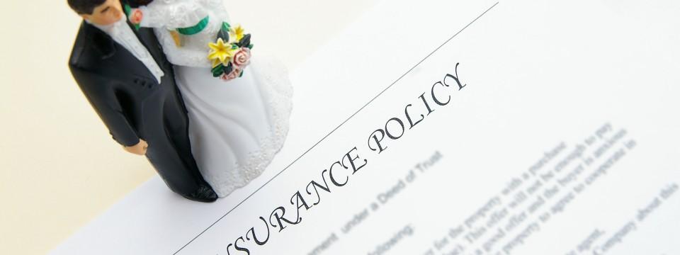 Wedding,Couple,And,Insurance,Plan