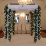 london chuppah