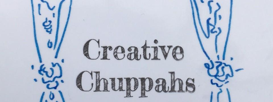 creative chuppah
