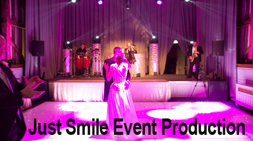 Just Smile Event Production